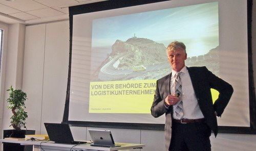 Bernd Bohnes, Deutsche Post Direkt Marketing Center
