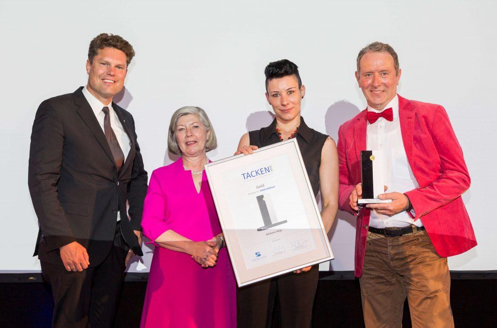 Tacken Gewinner in der Kategorie Unternehmen Bäcker Welp