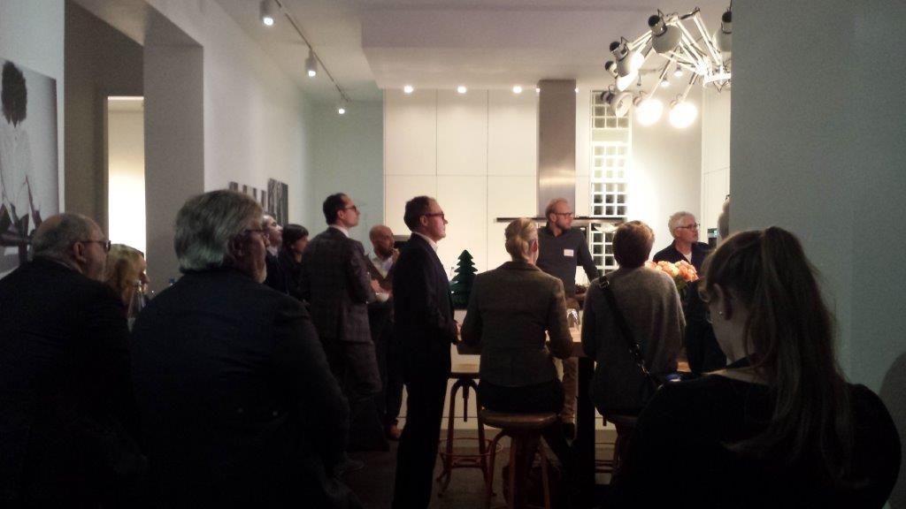 Clubabend mit den Tacken-Gewinnern CONTACT GmbH und Behrends Marketing