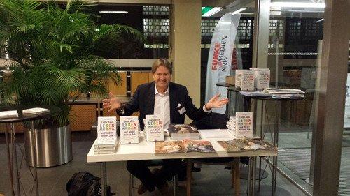 Buchautor Frank Behrendt