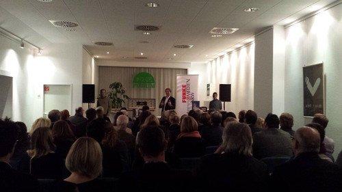 Clubabend mit Erfolgsautor Frank Behrendt