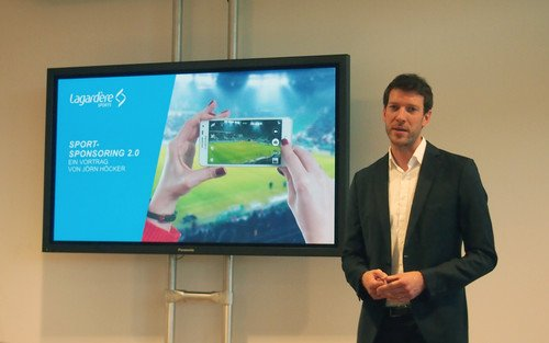 Insights zum digitalen Sportsponsoring von Jörn Höcker