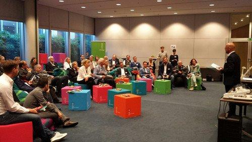 Im November 2017 war der Marketing Club Ruhr zu Gast bei innogy