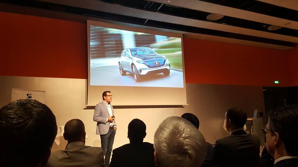 Dr. Jens Thiemer, Vice President Marketing bei Mercedes