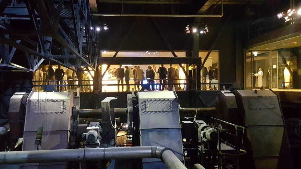 Erich-Brost-Pavillon auf Zollverein