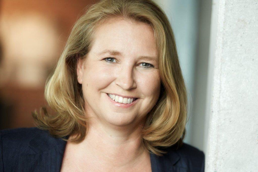 Referentin Petra Ohlmeyer, Marketingchefin bei WESCO