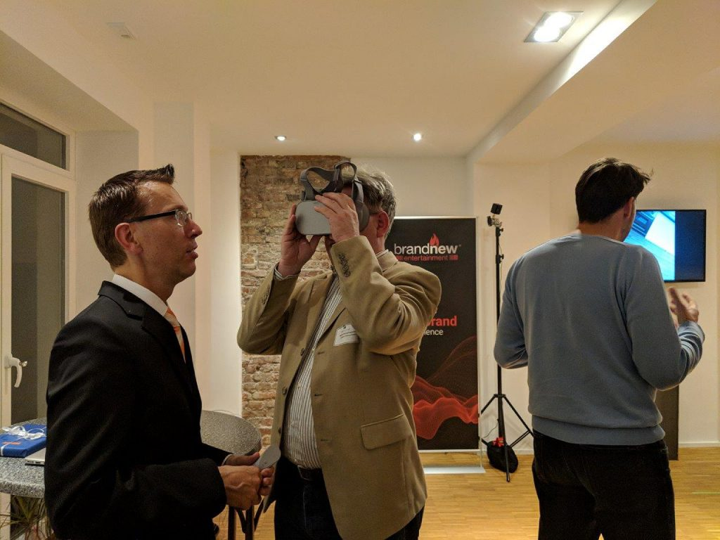 Eintauchen in die VR/AR-Welt