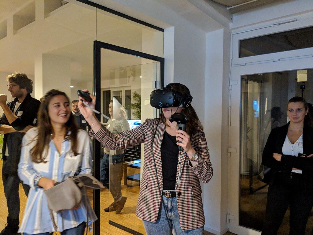 MC Ruhr in d. virtuellen Realität