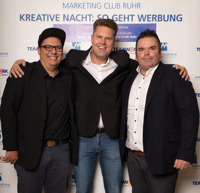 Kinoabend mit dem Marketing Club Ruhr
