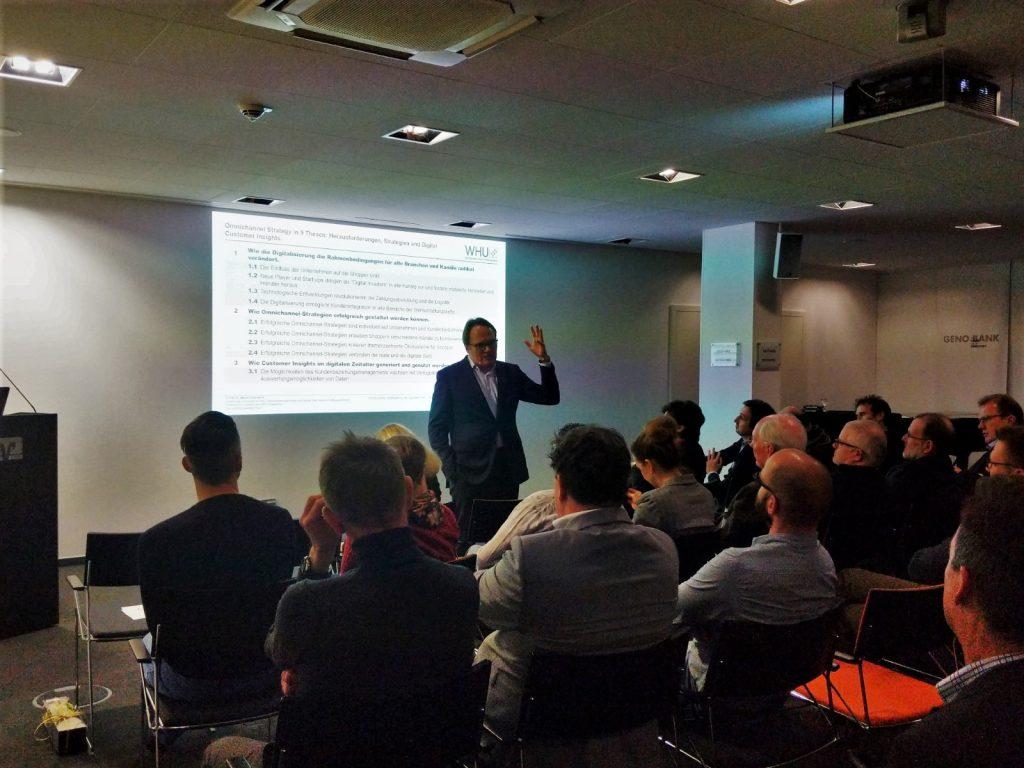 Vortrag von Prof. Dr. Martin Fassnacht