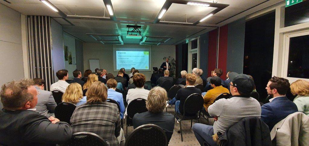 """Spannender Clubabend im MC Ruhr zur privatwirtschaftlichen Initiative """"Rhein Ruhr City 2032"""""""